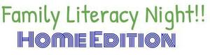 Family Literacy Night- December 8th
